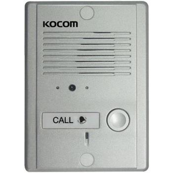 KC-MC22 kaameraga kutsepaneel KCV-D372 monitorile
