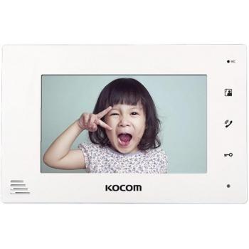 """KCV-A374 Kocom monitor 7"""", 230VAC"""