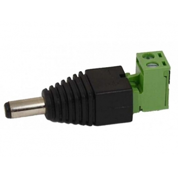 ML109 DC connector 5,5mm, male