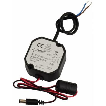 PSC12015 Toiteplokk IP67 12V/ 1,5A