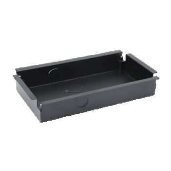 VTOB112 Flush Mounted Box for 3 Modules
