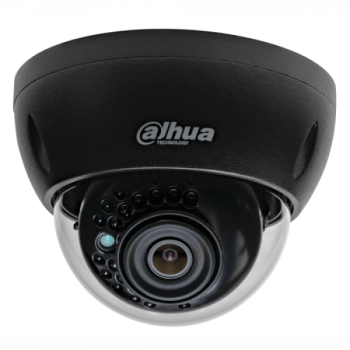 HDBW1230E-28B Dahua Lite IP-kuppelkaamera 2Mp 2,8mm, must