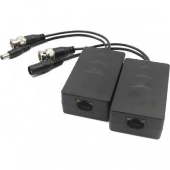 PFM801-4MP 4MP Passive HDCVI Balun with Power
