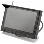 MLCDF7-T Monitor mobiilsele salvestile, puutetundlik