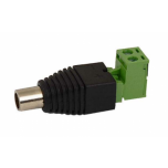 ML108 DC connector 5,5mm, female