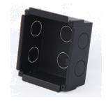 VTOB107 Flush Mounted Box for 1 module of VTO2000A