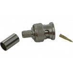 BNC male connector