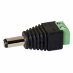 ML121 DC connector 5,5mm, male