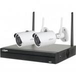 WIFIKIT4-1B2 WiFi recorder kit with 2 IWiFi IP cameras