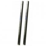 Vertical rail pair 7U