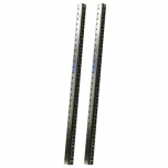 Vertical rail pair 24U