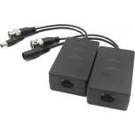 PFM801-4MP DAHUA passiivne HD-CVI Coax-Cat konverter, DC12V